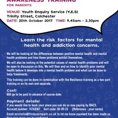 Mental Health Awareness Training for Parents